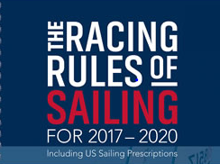 Racing Rules of Sailing 2017