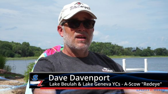 Dave Davenport SailZing Interview